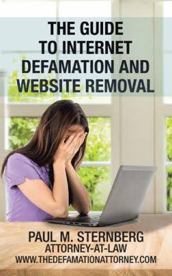 The Online Defamation and Website Removal Guide